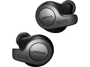 Jabra Elite 65t - Titanium Black True Wireless Earbuds Black