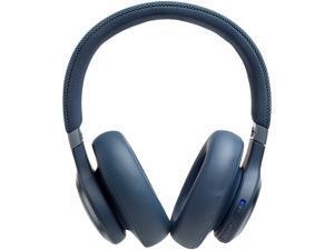 JBL LIVE650NCBLU LIVE 650BTNC Wireless Over-Ear NC Headphones - Blue