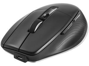 3DConnexion - 3DX-700078 - 3Dconnexion CadMouse Pro Wireless - Cable/Wireless - Radio Frequency - 2.40 GHz - USB - 7200