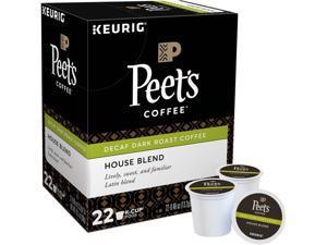 House Blend Decaf  K-Cups, 22/Box 6544