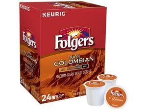 Gourmet Selections Lively Colombian Coffee K-Cups, 24/Box 6659