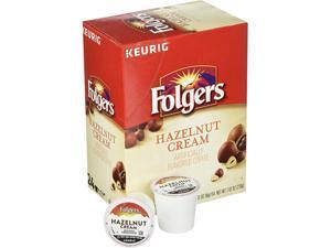 Gourmet Selections Hazelnut Cream Coffee K-Cups, 24/Box 0162