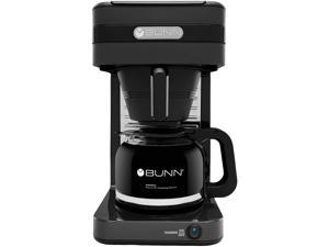 Bunn-O-Matic Speed Brew® Elite10-Cup Professional Home Coffee Maker, Grey CSB2G 52700.0000