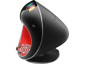 Majesto Automatic Coffee Machine, Black/Red 98836