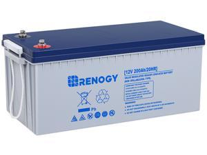 Renogy Deep Cycle Hybrid Gel Battery 12 VOLT 200AH