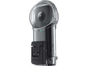 "Insta360 Dive Case for ONE X with 1/4"" Mount, Seamless Underwater Stitching, 30 Meters Waterproof Depth"