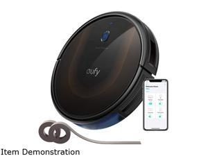 eufy BoostIQ RoboVac 30C MAX, Wi-Fi, Super-Thin, 2000Pa Suction, Boundary Strips Included, Quiet, Self-Charging Robotic Vacuum Cleaner, Cleans Hard Floors to Medium-Pile, Black