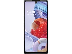 LG Stylo 6 64GB Smartphone (Unlocked, White)