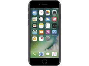 Apple iPhone 7 32GB Unlocked GSM Quad-Core Phone w/ 12 MP Camera - Black