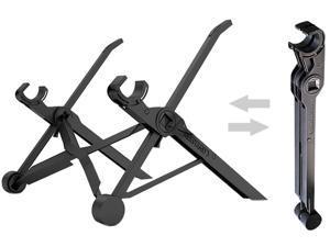 Nexstand Laptop Stand Up to 17'' 10Kg 7 Level Adjustable Portable Light Stand Notebook Desk Holder