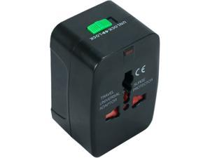 Travel Power Adapter with Surge Protection