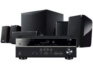 Yamaha YHT-4950UBL 5.1-Channel Home Theater System - Black