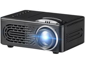 7000Lumen 814 3D 1080P Full HD Projector LED Multimedia Home Theater AV USB