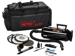 MetroVac DV3ESD1 DataVac ESD Safe 2-Speed Maintenance System, Black 117-117261