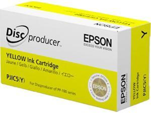 Ink Discproducer Disc Publisher PP-100 PJIC5 Yellow