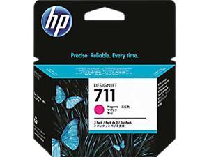 HP 711 Ink Cartridge - Triple Pack - Magenta