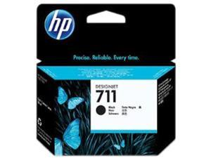 HP 711 High Yield Ink Cartridge - Black