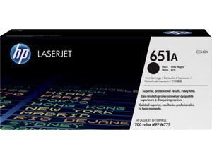 HP 651A - CE340A - 1 x Black - Toner cartridge - For LaserJet Enterprise 700 MFP M775dn, 700 MFP M775f, 700 MFP M775z, 7