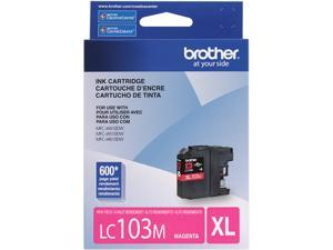 Brother LC103M High Yield Innobella Ink Cartridge - Magenta