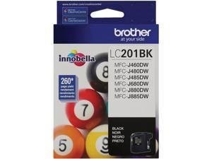 Brother LC201BK Innobella Ink Cartridge - Black