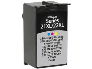 DP Dell P513w, P713w, V313, V313w, V515w (Series 21XL/22XL) - Inkjet Cartridge,