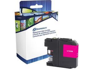 Dataproducts DPCLC103MCA Ink Cartridge (OEM# Brother LC103M) 600 Page Yield; Magenta