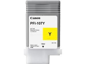 Canon PFI-107 Ink Cartridge - Yellow