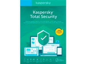 Kaspersky - Total Security 5-User 1-Year BIL PC/Mac/Android