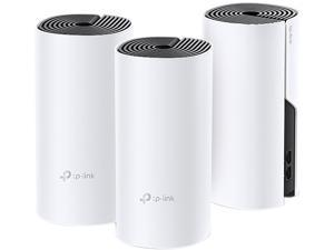 TP-Link Deco Powerline Hybrid Mesh WiFi System(Deco P9) - Up to 6,000 sq.ft Whole Home Coverage, WiFi Router / Extender Replacement, Signal Through Walls, Seamless Roaming, Parental Controls, 3-pack