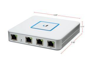 Ubiquiti Networks USG-US Enterprise Gateway Router with Gigabit Ethernet