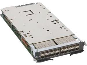 Extreme Networks - BR-MLX-10GX20-M - Brocade MLX - Expansion module - 10 Gigabit SFP+ / SFP (mini-GBIC) x 20