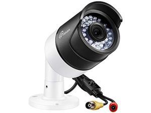 Loocam 1080P HD Outdoor 1920TVL Hybrid 4-in-1 CVI/TVI/AHD/960H Security Weatherproof Bullet Metal Camera with 150ft Automatic Infrared Surveillance Night Vision for Hybrid TVI/CVI/AHD/960H Analog DVR