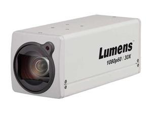 Lumens VC-BC601P 1080p Box Cam 30x Opticial Zoom, White