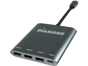 DIAMOND MULTIMEDIA USB3CDPD3H 3.1 USB GEN1 TYPEC
