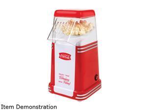 Nostalgia RHP310COKE  Coca-Cola Series Mini Hot Air Popcorn Popper