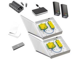 Paxton Access - 682-920-US - Paxton Access Net2 Plus Starter Kit for 2 Doors, PoE+ PSU