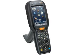 Datalogic 945250054 Falcon X3+ 52-Key Alphanumeric Mobile Computer with Pistol Grip, QVGA, 802.11 a/b/g/n CCX V4, Bluetooth 2.1, 256MB RAM/1GB Flash, Auto ranging Laser (XLR), Win CE 6.0