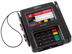 Ingenico iSC Touch 250 Compact Multi-lane POS Payment Terminal - ISC250-31P2592A - Blank