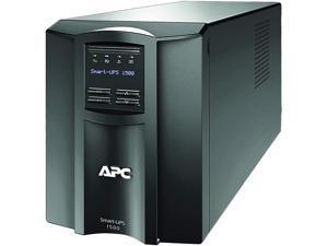 APC SMART-UPS 1500VA LCD 120V WITH SMARTCONNECT