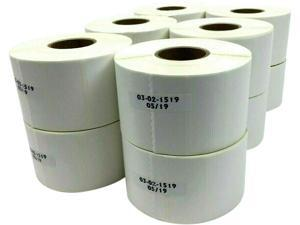 """COGNITIVE 03-02-1519 COGNITIVE, CONSUMABLES, GAP SENSORED PAPER LABEL, DIRECT THERMAL, 2.3"""" X 1"""", 1.5"""" CORE, 4.25"""" OD, WOUND IN, 1685 LABELS PER ROLL, 12 ROLLS PER CASE, PRICED PER ROLL"""