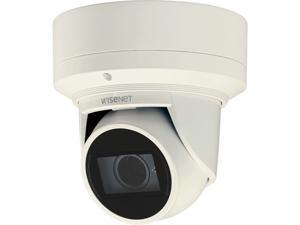 SAMSUNG - QNE-7080RVW - 4MP Flateye Camera (White Color)