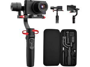 Hohem iSteady Multi Gimbal All-in-one 3-Axis Handheld Stabilizer for Digital Camera Sony RX100 Series, Action Camera GoPro, and Smartphone