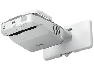 Epson PowerLite 675W WXGA 3LCD Ultra Short-throw Presentation Projector 3200 lumens, V11H745520