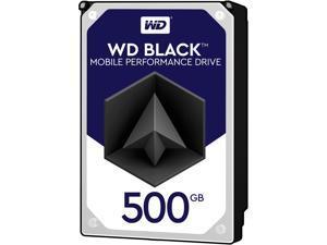 Wd Black Wd5000bpkx 500 Gb 2.5 Internal Hard Drive - Sata - 7200 Rpm - 16 Mb Buffer