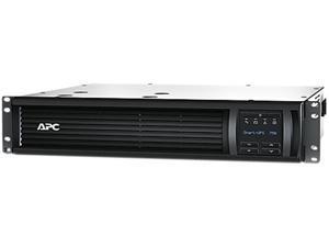 APC SMT750RM2UC 750 VA 500 Watts 120V 6 Outlets Pure Sinewave Smart-UPS with SmartConnect (Replaces SMT750RM2U)