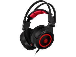 Thermaltake Headphone HT-CRA-DIECBK-20 CRONOS Riing RGB 7.1 Gaming Headset Retail