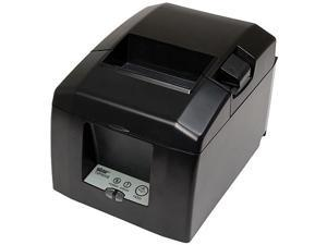 Star Micronics 37963901 TSP650II Series Direct Thermal Receipt Printer with WebPRNT - Gray - TSP654IIWEBPRNT-24 GRY US
