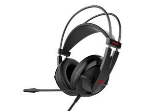 SOMIC G238 Black 3.5mm plug wired Gaming Headset with Microphone for Xbox one PS4 PS5 Headphones
