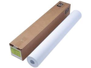 "HP C6810A Bright White Inkjet Paper - 36"" x 300' Paper for HP Designjet Printers - 1 Roll"