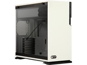 IN WIN 101C White White SECC, ABS, PC, Tempered Glass ATX Mid Tower Computer Case